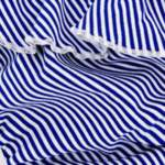 Blue White Stripes