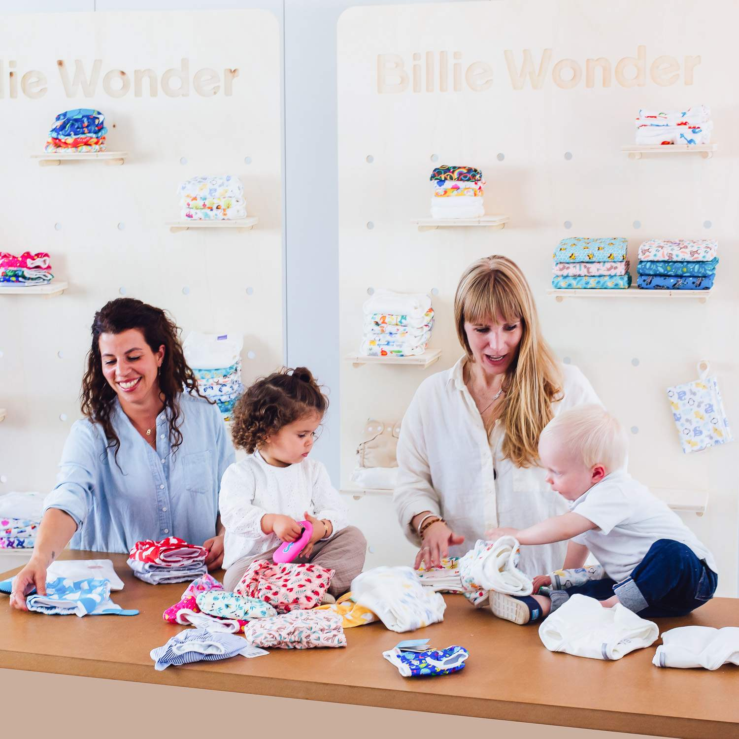 showroom wasbare luiers billie wonder