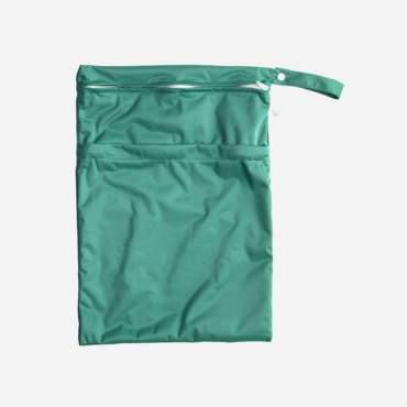 wasbare luiers luier LittleLamb dubbele wetbag