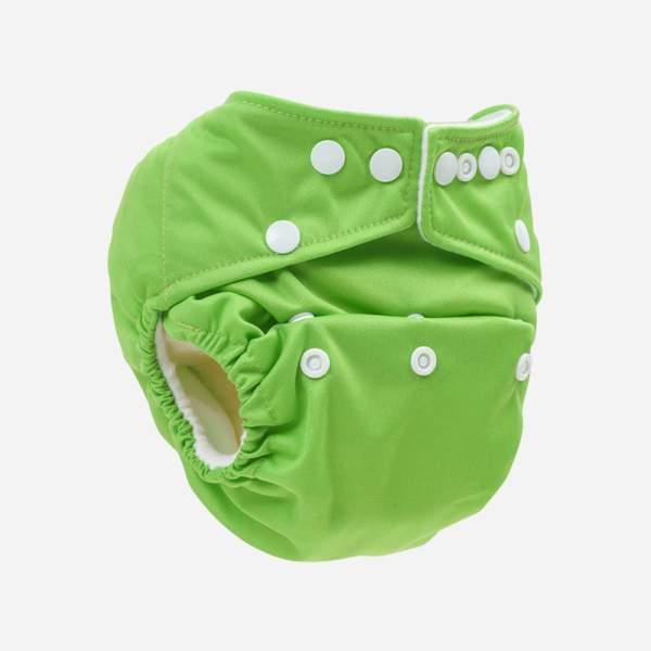 wasbare luiers luier LittleLamb One Size Pocketluier